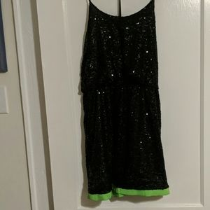Sequin dress! Perfect for New Year's